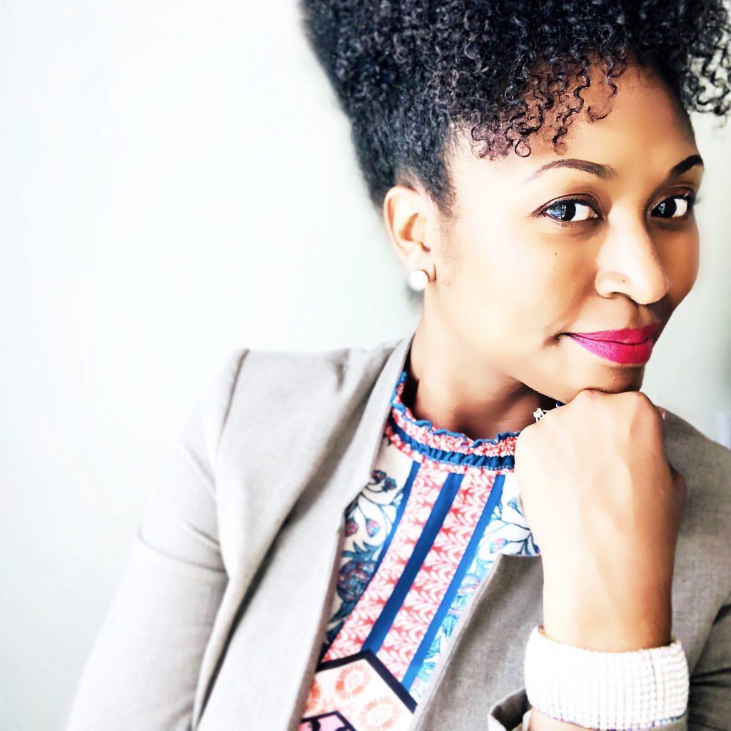 African  American female consultant